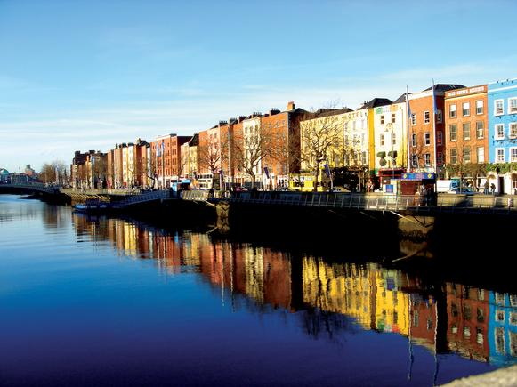 Exploring food sharing in DUBLIN