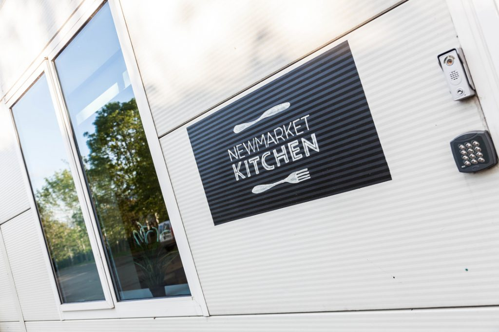 Newmarket Kitchen – Tips for Co-Cooking Spaces