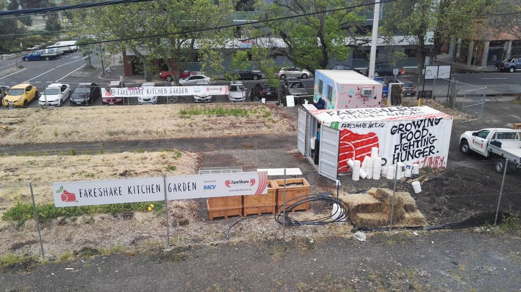 SHARECITY'S First Completed Field Site: Food Sharing in Melbourne, Australia