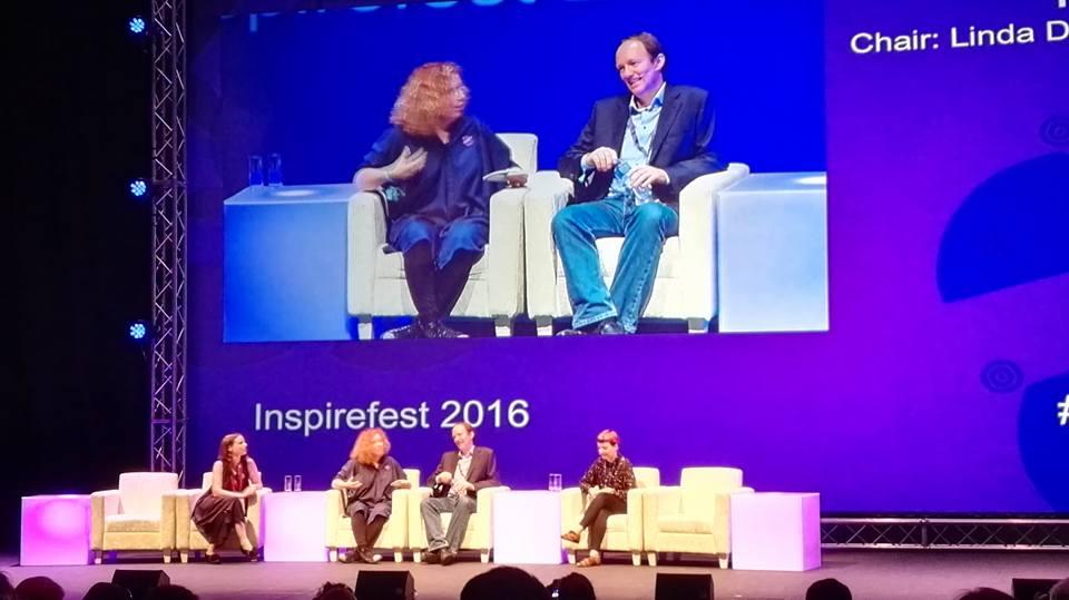 SHARECITY at Inspirefest 2016
