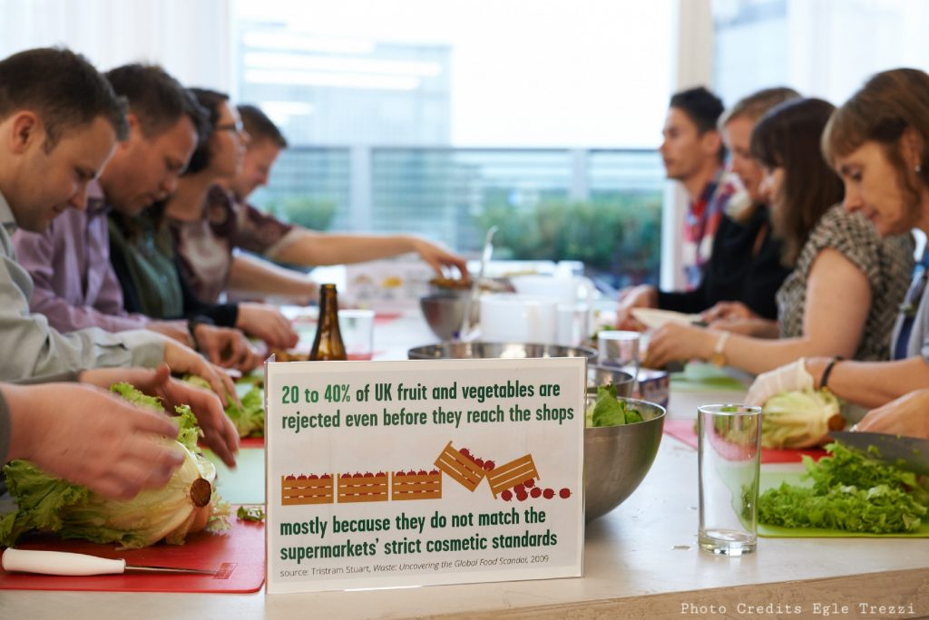 How food waste activism becomes an act of urban conviviality