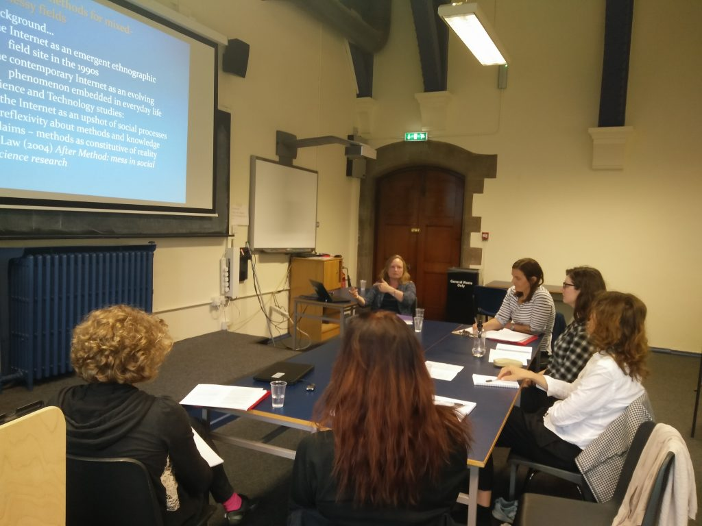 SHARING LAB 2: What is Digital Ethnography? Researching on and off-line communities