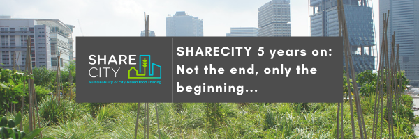 SHARECITY 5 years on: Not the end, only the beginning